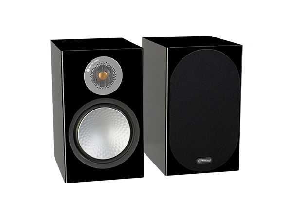 Monitor Audio Silver 100 Ash Forest Hi Fi Kingston